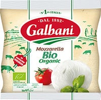 Mozzarella Eko 125g Galbani - Galbani