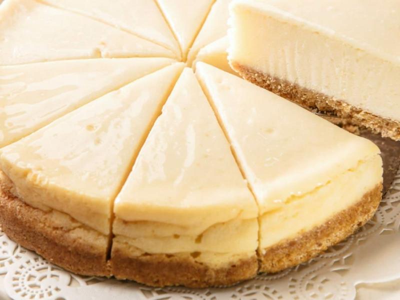 Pepparkakscheesecake - Galbani