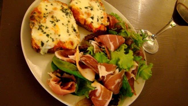 Italiensk bruschetta - Galbani
