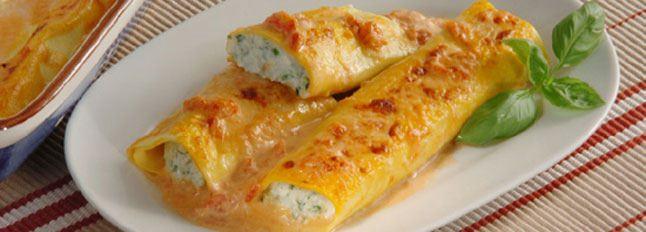 Ligurisk cannelloni - Galbani