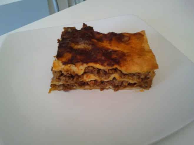 Lasagne bolognese - Galbani