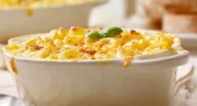 Pasta med fyra sorters ostar - Galbani
