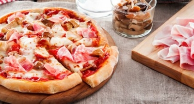 Äkta Pizza Regina - Galbani