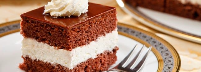 Chokladkaka med mascarponefyllning - Galbani