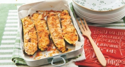 Ugnsbakad zucchini - Galbani