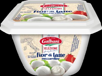 Galbani Selezione Mozzarelline 8 x 25 g - Galbani