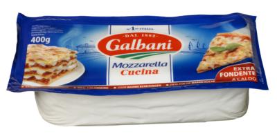 Galbani Mozzarella 400 g - Galbani